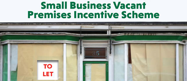 Small Business Scheme Banner