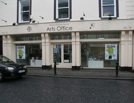 Kilkenny Arts Office, No. 76 John Street