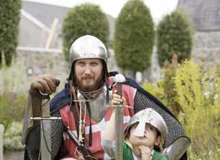 Re-enacting 17th Century Kilkenny