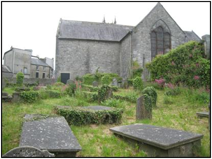 St Marys Church and Graveyard Kilkenny