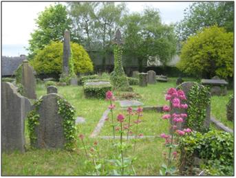 St Mary's Church and Graveyard Garden