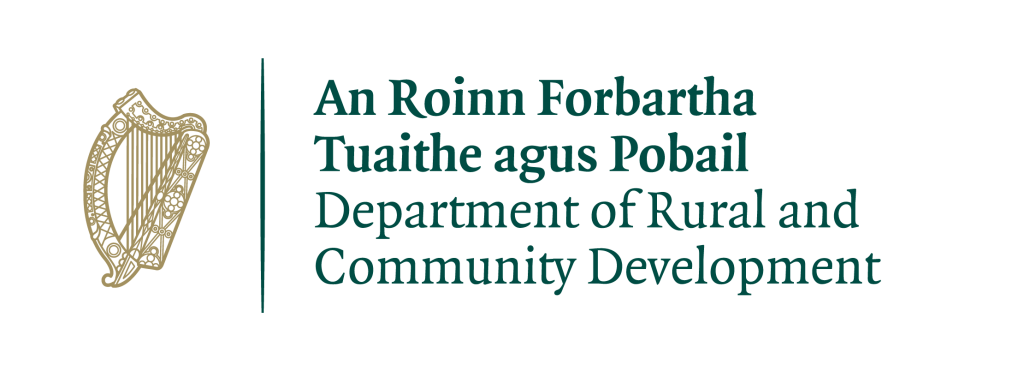 Department of Rural and Community Development Logo
